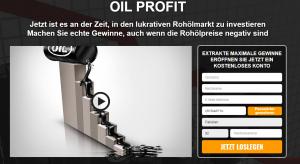oil proift