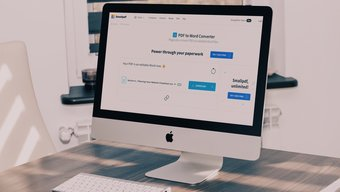 Konvertieren von PDF in Word unter Windows und Mac
