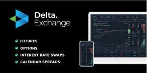 Handeln Sie Krypto-Derivate mit Delta Exchange