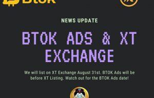 Rich QUACK-Token zur Listung an der XT-Börse