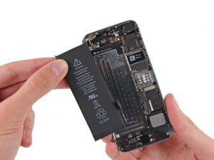 Wie erkenne ich den Batteriestatus eines iPhones?